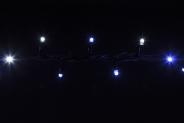 Гирлянда String (Нить) Bi-color 10м синий+белый
